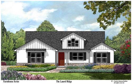 1460 Laurel Ridge Farmhouse