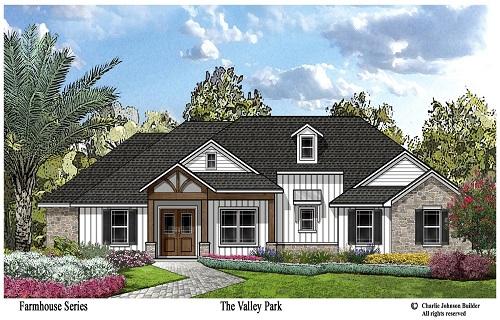2543 Valley Park Farmhouse Series