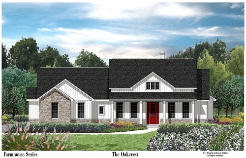 3298 Oakcrest Farmhouse Series